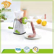 Top quality baby food processor ribs cutting machine