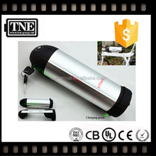 2 year warranty! Japan engineer OEM factory lifepo4 batteries Electric bicycle lifepo4 48V bottle battery 30AH