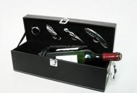 High Quality Cardboard Wine Box One Bottle Box Custom Packaging Box