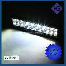 flood spot beam combo single and dual row straight LED Light Bar 56W 76W 116W 132W 152W 192W 248W 284W 304W