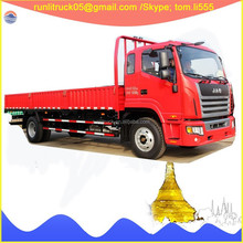 China cargo truck manufacture direct sale for HFC1121P3K1A53F JAC gallop 4*2 10 tons light truck sale