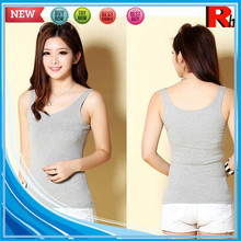 Alibaba china fitness cheap plain tops women wholesale bodybuilding stringer tank top