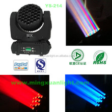 Professional 36*3w led moving head beam rotating stage lights