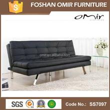 UK Twin cushions convertible bed sofa