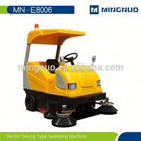 mini robo sweeper operated by battery /robotic floor sweeper /automatic floor sweeper