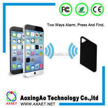 Parallelogram Shaped Portable Battery Replaceable Anti-lost Alarm Pet Tracker Key Finder Car Locater from Axaet 2015