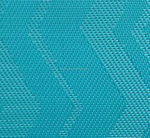 Jacquard Z shape texture woven carpet