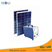 Portable Solar DC System for Lighting and Mobile Phone Charging