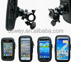 Universal Bicycle/Bike Mount Carry Bag For iPhone/Samsung