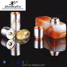 Wholesale Cigarette 2015 Hottest Detachable Silver Fish E Cigarette With 18650 18350 Battery