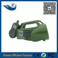 electronic game machine bird sound mp3 downloads bird hunting device