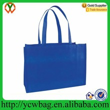 China manufacture laminated knitting bag pp woven shopping bag