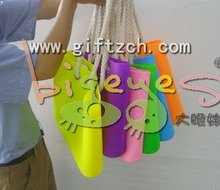 Silicone rubber sand bank beach bags