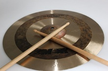 """MK 10"""" Splash Cymbal for your drum set - Traditional cymbals - NEW"""