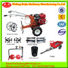 China ace supplier iron wheel mini garden tractor used for paddy field, Best price garden tractor with garden tool for sale