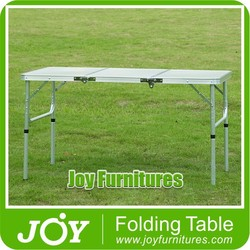 Portable Work Table Camping Aluminum Folding Table