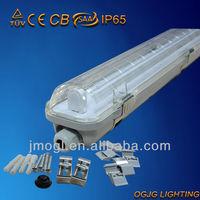 weatherproof light,LED IP65 pharmaceutical factory waterproof lighting fixture,fluorescent light fitting SAA TUV-CE TUV-CB