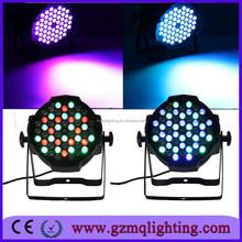 Beauty lighting Guangzhou factory 54*3W par can party wash decoration