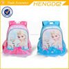 Frozen Elsa and Anna school bag with high quality for girls