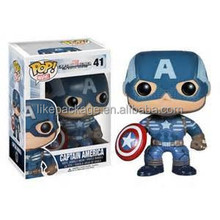 popular captain american vinyl figure packaging