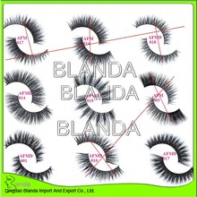 Grade 5A Top Quality Mink Eyelashes Real Fox And Mink Eyelashes