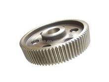 High precise gear parts,customized sand castiong gear parts,gear machining parts