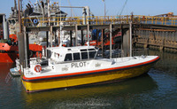 16M Fiberglass Pilot Boat Military Patrol Boat For Sale Fast Boat