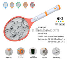 New Rechargeable mosquito repellent /Eco-friendly Fly-Swatter