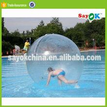 2015 polymer jumbo water ball valve price bubble ball water