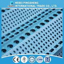 dust control mesh,Perforated Technique and punched Weave Style wind proof dust suppression wall mesh
