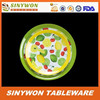 Good Style Wholesale Melamine Plate Custom Print