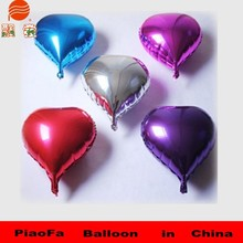 Festival and Promotional Toy Use custom shape foil balloons