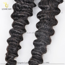 Ponytail Hair Weft For Black Women 100% Remy Human Hair Extension