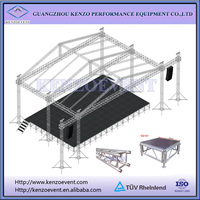 Outdoor Concert Active Line Array Sound System