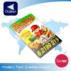 OEM 2015 New Product Custom Advertising&Promotional Paper Fridge Magnet