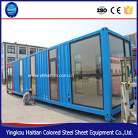 Standard movable container house prefab japanese houses,container houses 40 ft