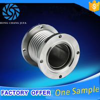 8 inch 200mm steel 304 flanged pipe expansion coupling joint Bellows