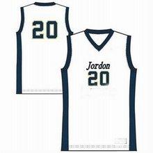dri fit white basketball jersey design costume
