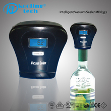 LED indicator show automatically wine Vaccum Sealer stopper preservers