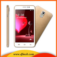 Cheap 5.5 Inch Big Touch Screen MTK6572 WCDMA 850/2100MHz Slim Android Mobile Phone A7
