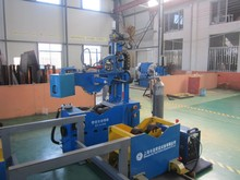 Automatic Pipe Welding Machine with Three Welding Torches (TIG+MIG+SAW) for Sale