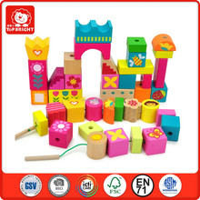 2015 china alibaba new innovative product BSCI and ICTI wooden toys factory children's educational toy