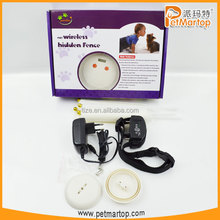 Brand new 2015 wireless pet fencing system wirless puppy dog fence TZ-PET007 dog traing system