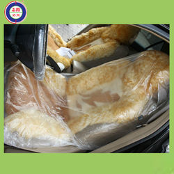 Professional factory good quality plastic car seat cover/car seat covers design