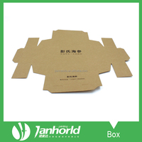 Eco friendly Hot Sale New Design recycled paper Handmade Hat Box Wholesale