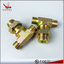 Brass An Oil Cooler Hose Fitting