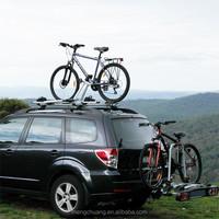 Anti-theft aluminum roof racks for universal car with roof rails/bike carrier/ bike racks