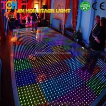 Promotional Activity Best Price 2015 RGB Color Led Video Dance Floor