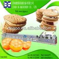 Mini capacity biscuit production line