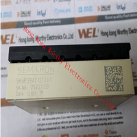Power Power IGBT Module SKIIP39AC12T4V1